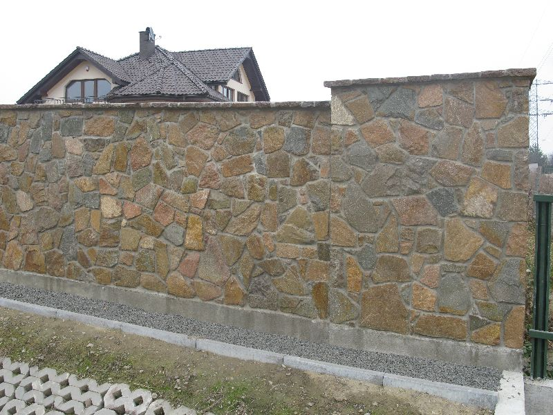 Niewiarygodnie Kamień w ogrodzie, cz. III. Ogrodzenia, murki, rzeźby, gabiony KO96